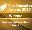 Best Business Collaboration - National Education Awards